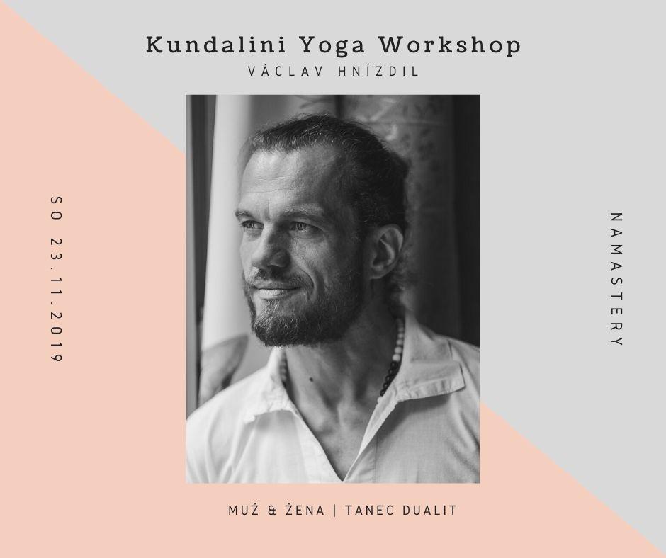 Muž a Žena - Tanec Polarit | Kundalini Yoga Workshopy s Václavem Hnízdilem